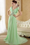 Apple Green Party Dresses