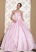 Baby Pink Quinceanera Dresses