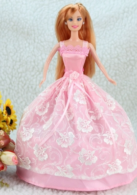 barbie doll dress with waistband : TopDresses100 Online