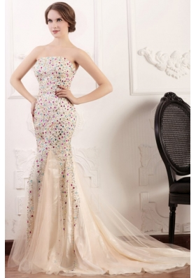 Low Price Champagne Prom Dresses, Affordable Champagne Prom Dresses