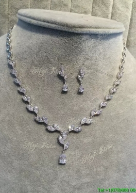New Arrivals Rhinestoned Jewelry Set for Ladies