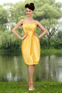 Yellow Bridesmaid Dresses | Bridesmaid Dress in Yellow Color Under 100