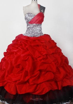 Elegant Ball Gown One Shoulder Floor-length Little Girl Pageant Dress  Pageant Dresses