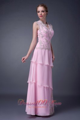 2017 Baby Pink Prom Dresses, Wholesale Baby Pink Prom Dresses