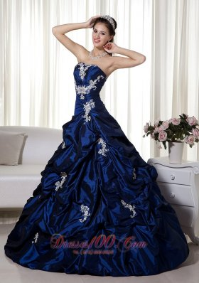 Navy Quinceanera Dresses,Dark Blue Quinceaneran Ball Gowns
