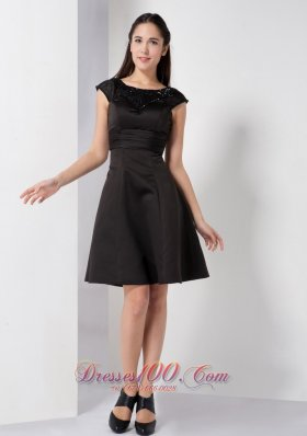 Little Black Dress A Line - Fn Dress