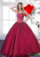 Sweetheart Luxurious Quinceanera Dresses with Beading and Appliques