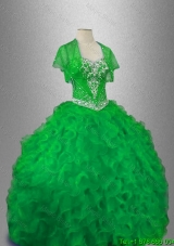 Pretty Sweetheart Quinceanera Gowns with Beading