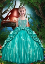 Pretty Straps Beading 2016 Pretty Straps Beading 2016 Little Girl Pageant Dresses
