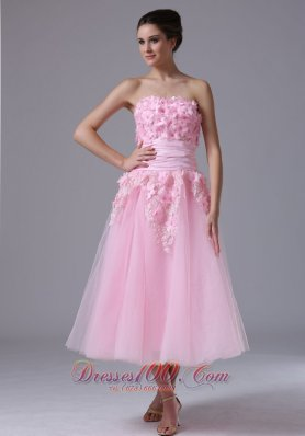 2013 Handle-Made Flower maxi Sweetheart Pink Tulle 2013 Sweet Wedding Dress In Cedar Falls Iowa